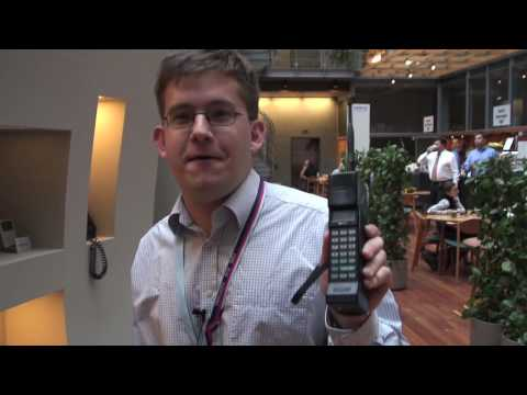 The Nokia Experience Walkabout with Rafe Blandford