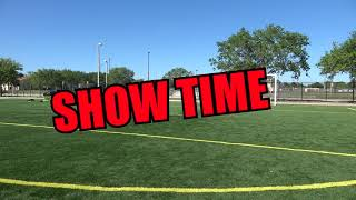 GK Academy Training Session: Warm up and Shots I Great Goals and Even Better Saves!