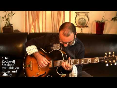 Fingerstyle Jazz Guitar: The Ted Greene Blues