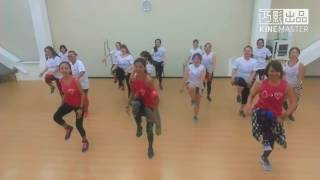 Más Macarena | Zumba® Fitnesss |Taipei Taiwan | by TienTien 恬恬老師
