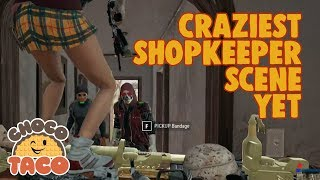 An Intense Shopkeeper Game for chocoTaco and Just9n - PUBG Game Recap