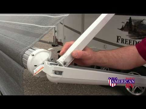 Travel Trailer and Fifth Wheel RV Camper Setup and Use Walkthrough Demonstration