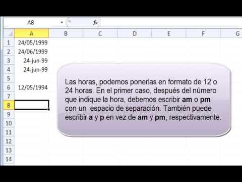Curso Gratuito de Microsoft Excel 2010 Nivel Básico - Módulo 03 - Parte 03.