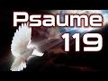 Psaume 119 - Psaumes Chapitre 119 HD.