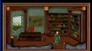 Kings Quest 3 (remake) Playthrough Part 1