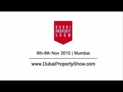 Dubai Property Show, Mumbai 2015