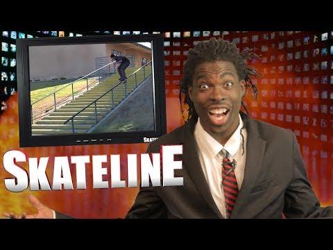 SKATELINE - Louie Lopez, Bryan Herman, Jake Johnson, Kenny Anderson, Jesse Boudreau