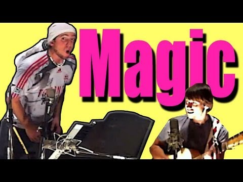 Magic - [Walk off the Earth] B.o.B. Cover Music Videos