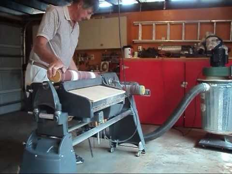 Drum Sander for ShopSmith or Lathe