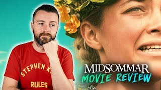 Midsommar (2019) - Movie Review | Arrogant and Flat?