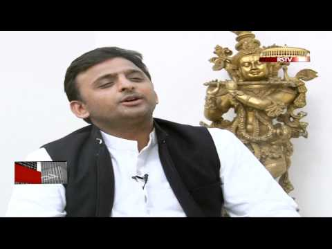 Tarkash with Akhilesh Yadav