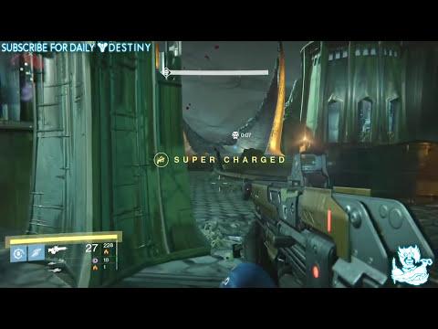 Destiny: How I Beat Crota - Very Easy / 8mins - Crota's End Raid - The Dark Below