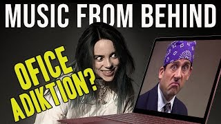 The TRUTH Behind Billie Eilish's Strange Addiction: Music From Behind