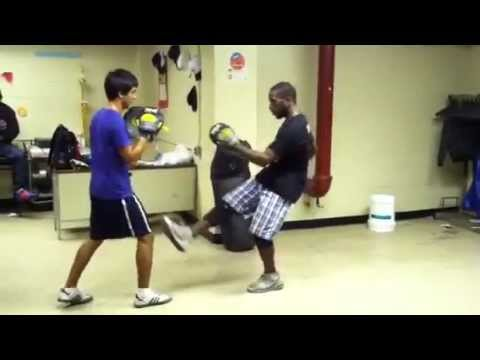 (JKD) Savate Kicks Vs Muay Thai Kicks Image 1