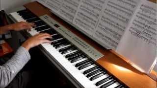 Survivor - Eye of the tiger (piano cover)
