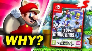 The REAL Reason Why New Super Mario Bros U is Reportedly Coming to Nintendo Switch