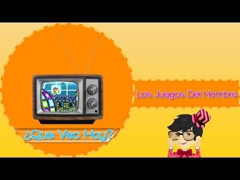 ➭ Los Juegos Del Hambre    Online/Descarga    ¿Que Veo Hoy?