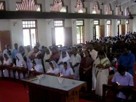 Karthavae Nin Basgasyin-mar Thoma Syrian Church Qurbana Chant video