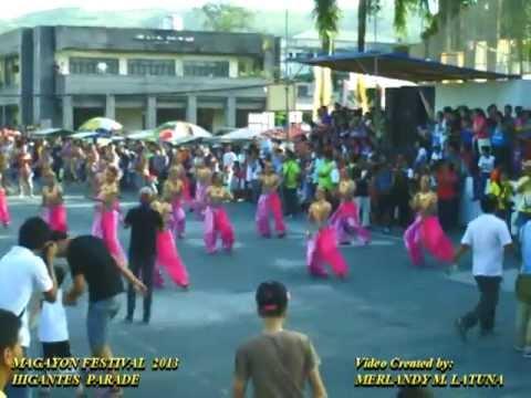 MAGAYON FESTIVAL 2013 - PART1