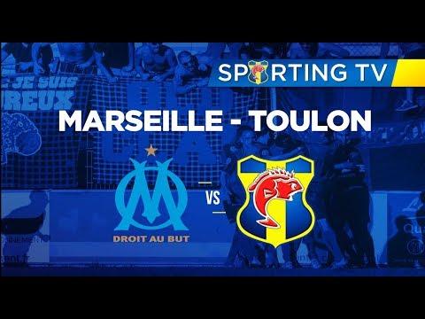 [A METTRE EN HD] Découvrez le résumé du match entre l'Olympique de Marseille et Toulon dans le cadre de la 6ème journée de CFA. Retrouvez tous les résumés sur www.sctoulon.fr.