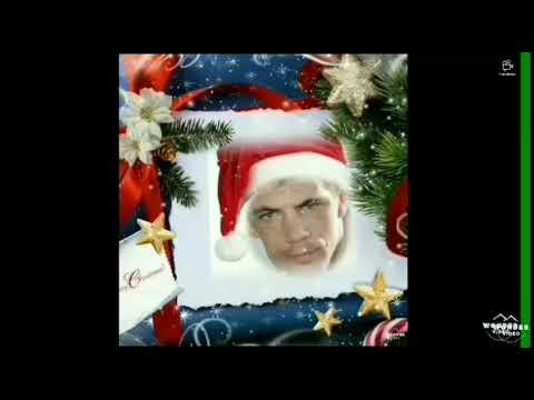 Gondolj rám karácsony ünnepén