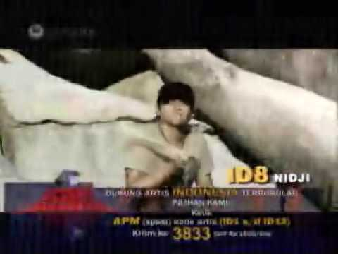 Anugerah Planet Muzik 2009 - Nominees for Artis Indonesia Paling Popular (Extended)