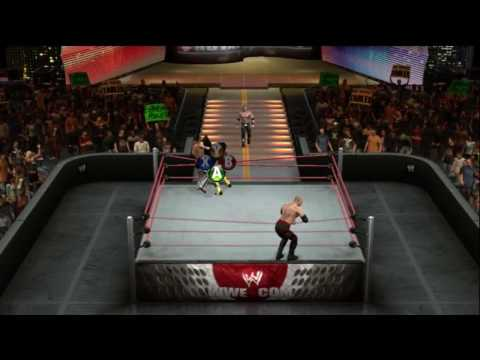 WWE SmackDown Vs. Raw 2010 - Royal Rumble