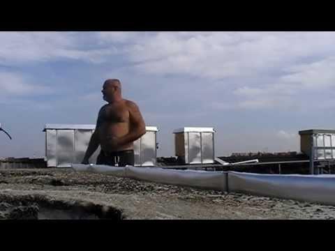 Walzblei dach