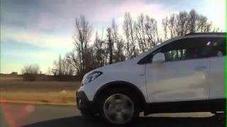 Первый тест-драйв Опель Мокка(Opel Mokka)