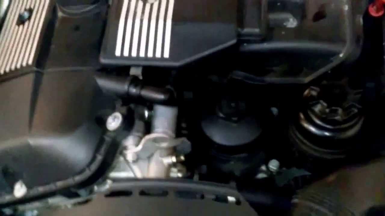 Bmw 330i E46 Engine Tick