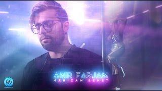 Amir Farjam - Marizam Behet OFFICIAL VIDEO 4K