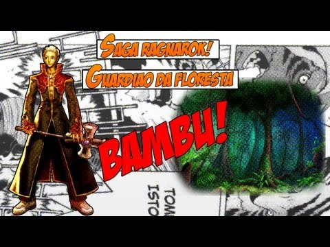SAGA Ragnarok - Gardio da floresta