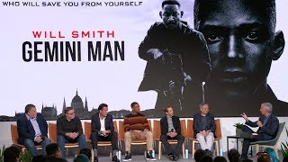Gemini Man (2019) - Global Press Conference @ YouTube Space - Paramount Pictures