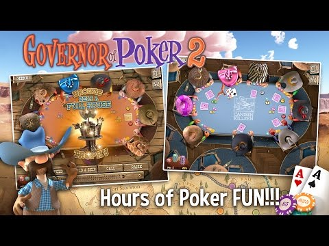 Governor of Poker 2 Premium APK Cover