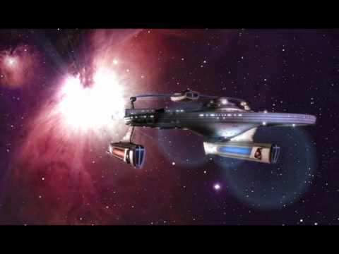 Star Trek: Wrath of Khan Main Theme - music and imagery from Paramount Pictures