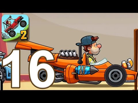 Hill Climb Racing 2 - Gameplay Walkthrough Part 16 (iOS, Android)