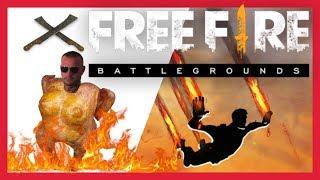 -FREE FIRE- CHAOS Team pur!!(DEUTSCH)