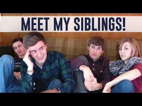 Meet My Siblings! video