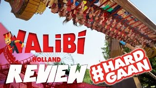 Review Thrillrides-Park: Walibi Holland Biddinghuizen Nederland