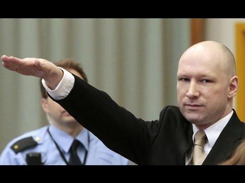 Terrorist Anders Breivik Wins Human Rights Lawsuit