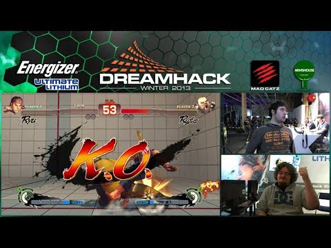Gandhi (Ryu) vs FSP (Rufus) - DHW13 groups