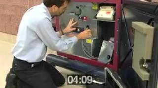 Insecurities in New Jersey voting machines (2008) Sequoia AVC Advantage 9.00H