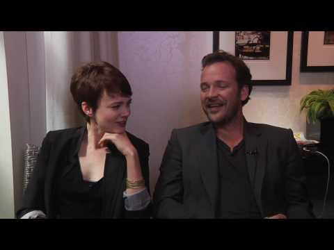 DP/30 Sneak Peek - TIFF  09 - Carey Mulligan & Peter Sarsgaard, stars of An Education