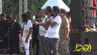 BEENIE MAN DISS  CHRONIC LAW - SQUASH 6IXX IN FREE STYLE - HERE IS EVERYTHING THAT WENT DOWN