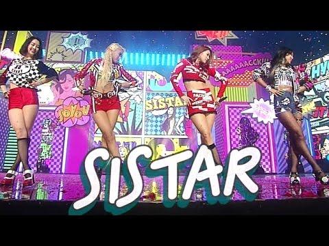 (Comeback Special) SISTAR(씨스타) - Shake It @인기가요 Inkigayo 20150628