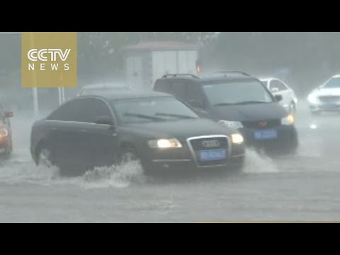 Deadly rainstorm kills 30 with 68 still missing in China's Hebei Province