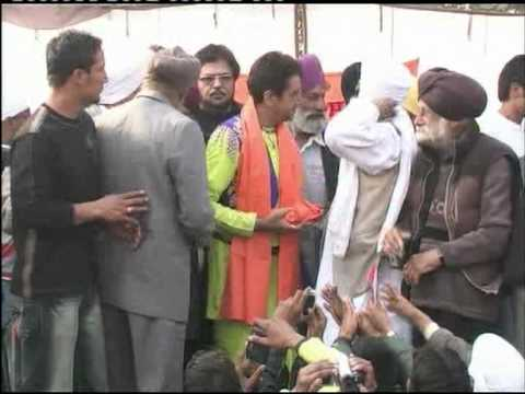 Gurdas Mann After His Accident video