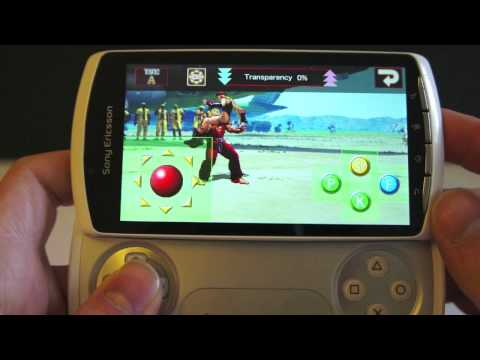 Optimise any Android game for Xperia PLAY