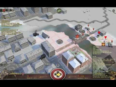 Battle Academy 2: Eastern Front | Know When to Disobey, February 1943 | part 2