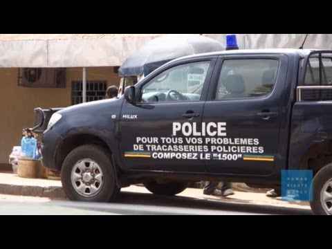 Cameroon: Abuses In 'homosexuality' Prosecutions video